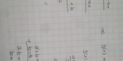Matematik 10. Fonksiyonlar