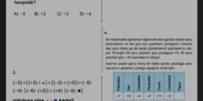 Matematik problem