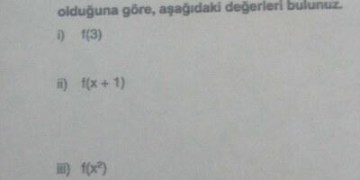 Matematik 10. Sınıf