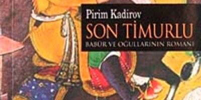 Son Timurlu kitabını ile ilgili bir kaç sorum