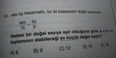 9. Sınıf