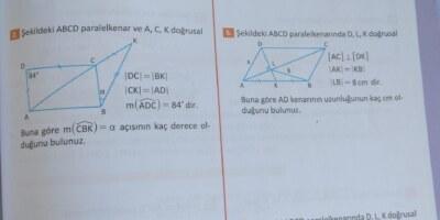 Mat geometri