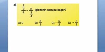 Acilllll mat 7.sınıf