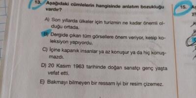 Tyt-Türkçe