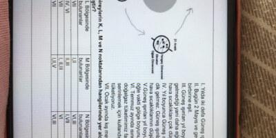 Fen bilgisi 8 sınıf
