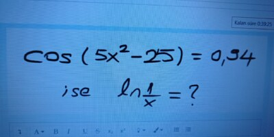 Matematik logaritma