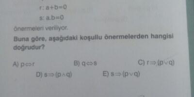 9.sınıf matematiksel lütfen cevap verin