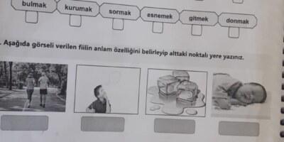 FİİLDE ANLAM