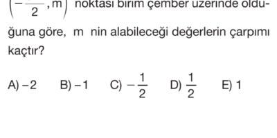Acil lazım trigonometri